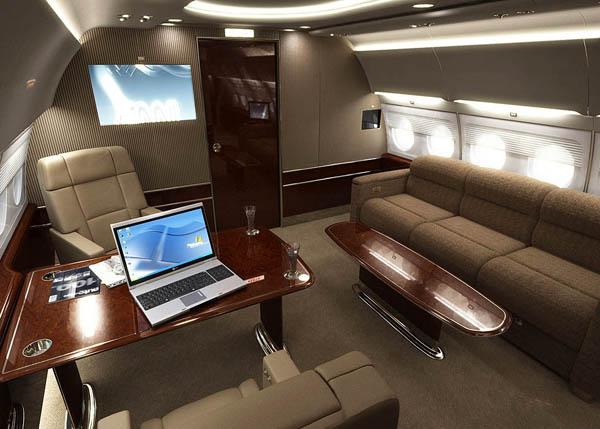 Aircraft Interior Renderings Trinity Animation Blog