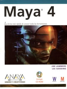 Maya 4 Fundamentals - Spanish language edition.