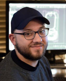 Portrait of Nicholas Balliett