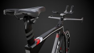 Still frame image from the Bike Product Marketing Animation
