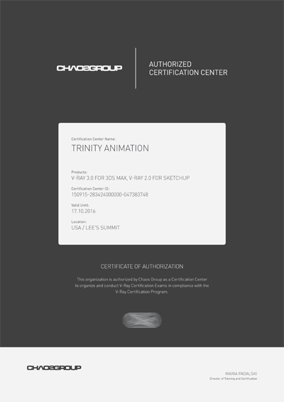 CHAOSGROUP_TCert_ACC_Trinity_Animation