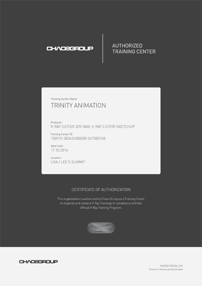 CHAOSGROUP_TCert_ATC_Trinity_Animation