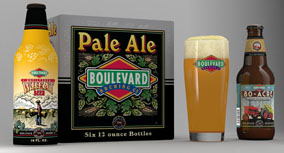 Boulevard Brewing Company animation.